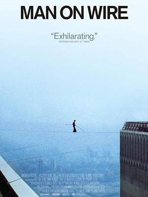 movie poster Man on Wire 2008