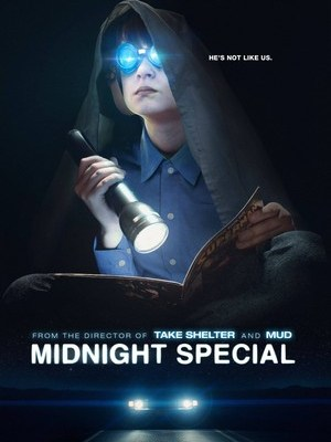 image movie poster Midnight Special 2016