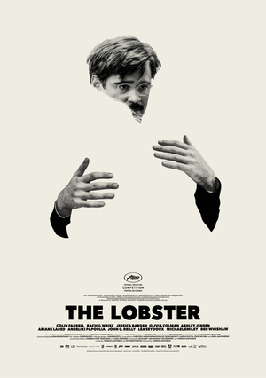 image movie poster the lobster 2015