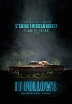 movie poster It Follows (2014)