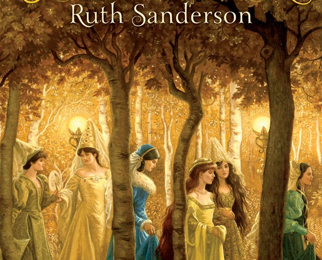 Golden Dreams: The Art of Ruth Sanderson