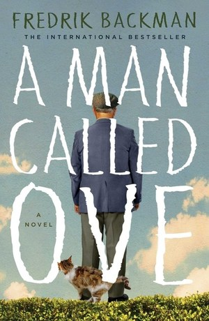 book cover a man called ove by fredrik backman