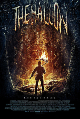 movie poster The Hallow (2015)