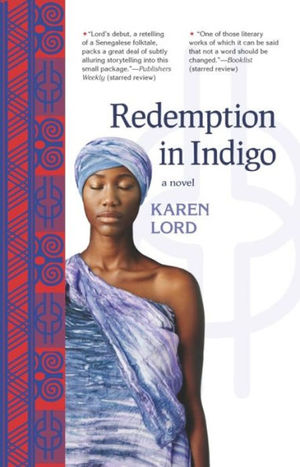 book cover Redemption in Indigo by Karen Lord