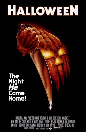 movie poster Halloween 1978