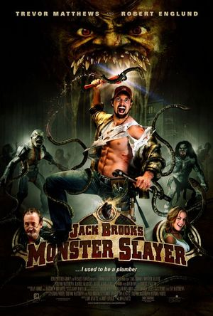 movie poster Jack Brooks: Monster Slayer 2007