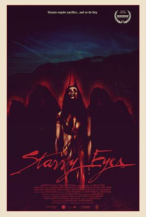 movie poster Starry Eyes 2014