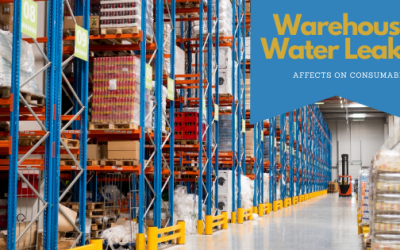 Water Concerns with Warehouse Food Storage