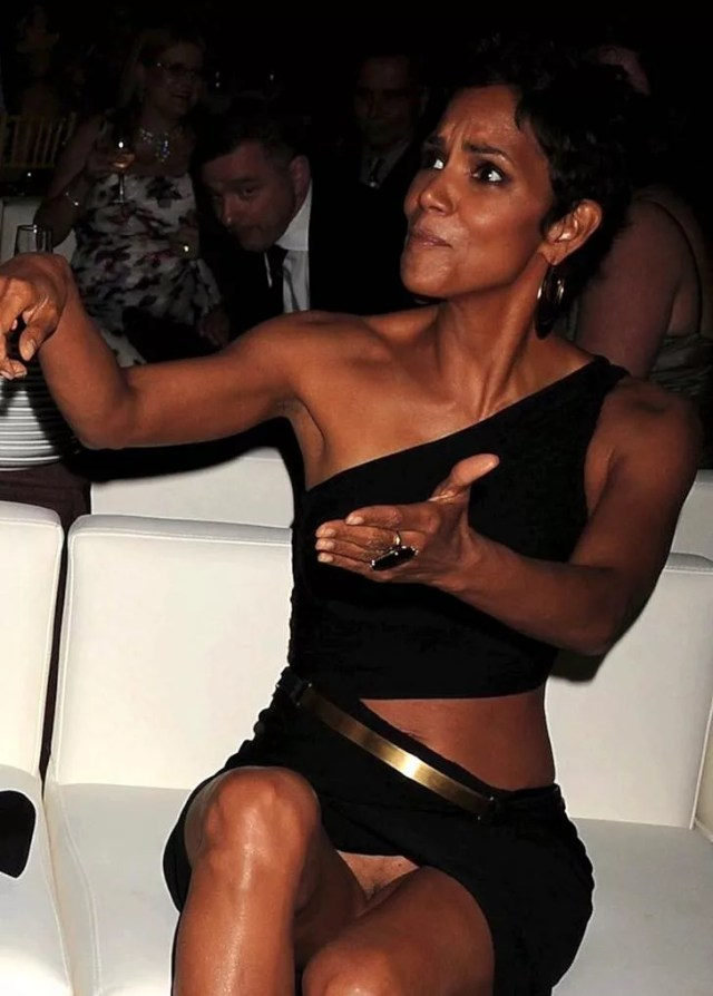Halle Berry Sexy Leaks