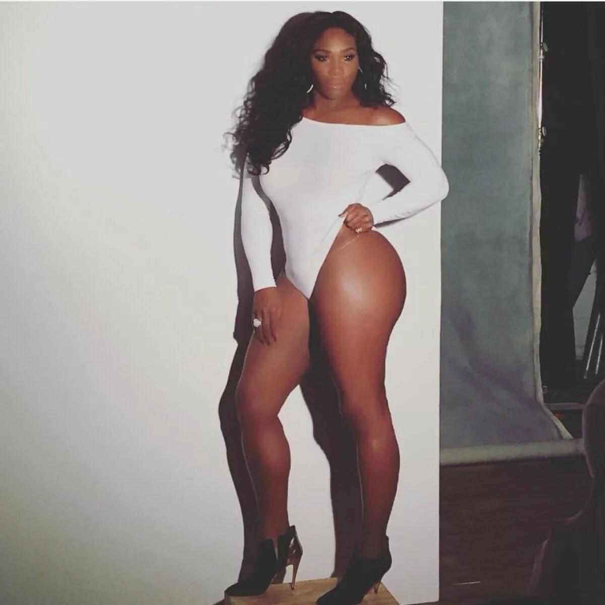Serena Williams Nude Pics  Sexy NSFW Videos