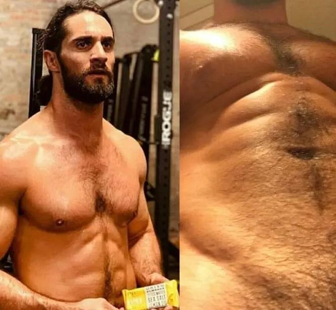 Watch Online    Seth Rollins Nude Leaks & HARD Dick Pics