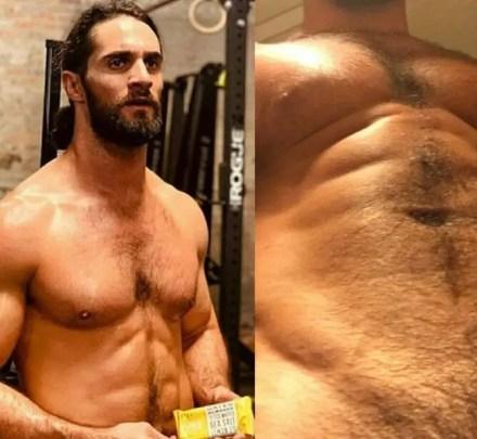 Watch Online |  Seth Rollins Nude Leaks & HARD Dick Pics