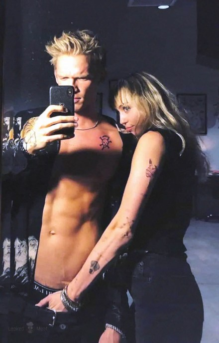 Watch Online |  Cody Simpson Nude Pics & Thirsty Miley Cyrus Cock Grab!