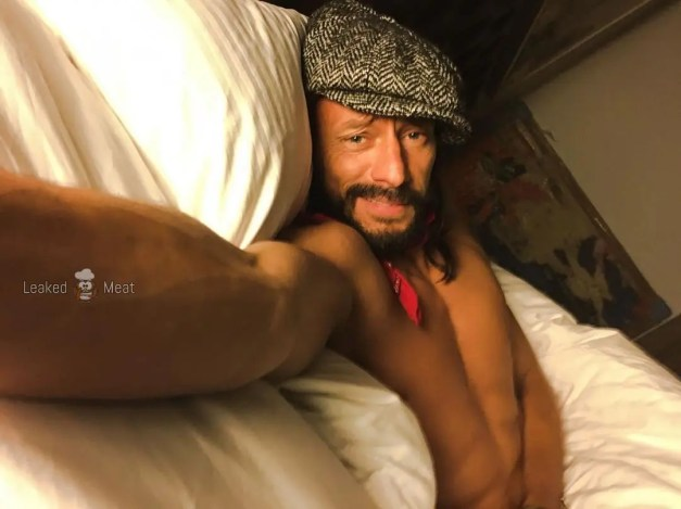Watch Online    Bob Sinclar's Girthy Cock in Leaked Nudes