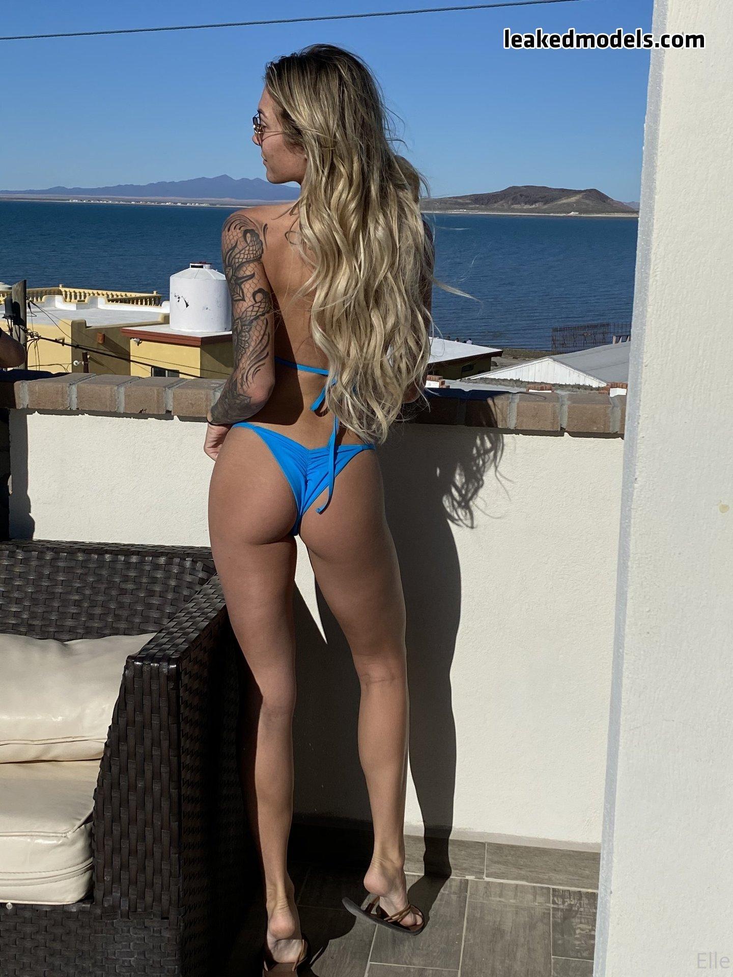 ellebelle1 leaked nude leakedmodels.com 0031 - Elle – ellebelle1 OnlyFans Nude Leaks (40 Photos)