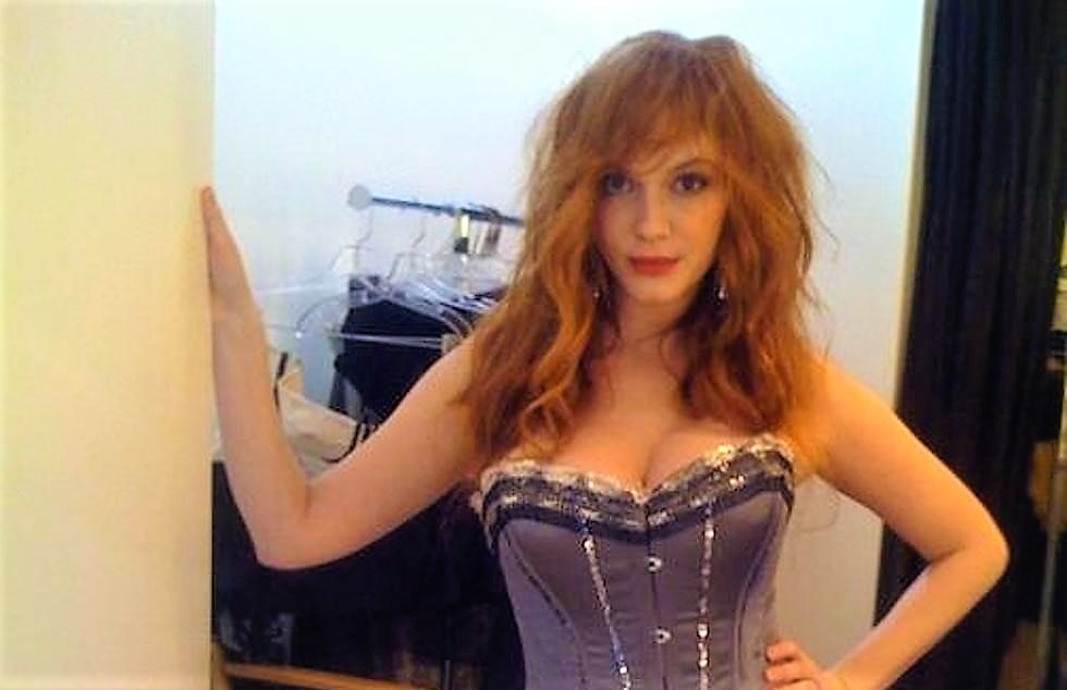 Watch Online | Christina Hendricks Hacked Nude Pictures