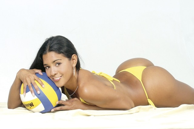Watch Online   Jaqueline Carvalho Sexiest Photos – Brazilian Volleyball Rio 2016