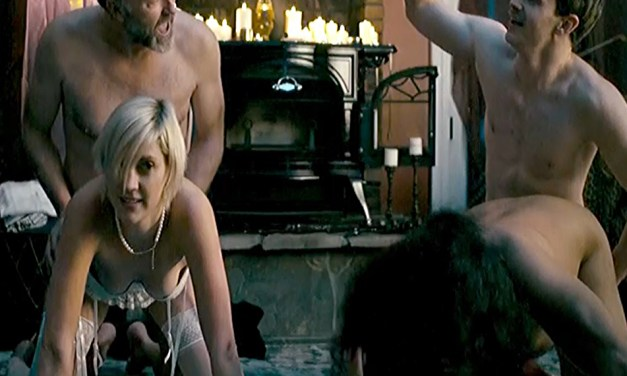 Watch Online Latest Lauren Lee Smith Fucks From Behind In How To Plan An Orgy In A Small Town Movie