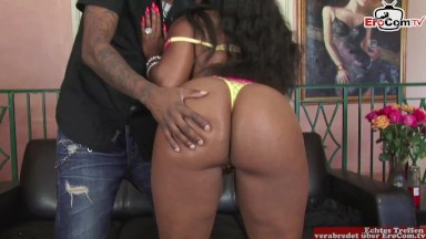 Watch Online Latest Hot Ebony Babe Fuck With A Stranger In This Hot Roleplay And That Without A Condom – Celebs News