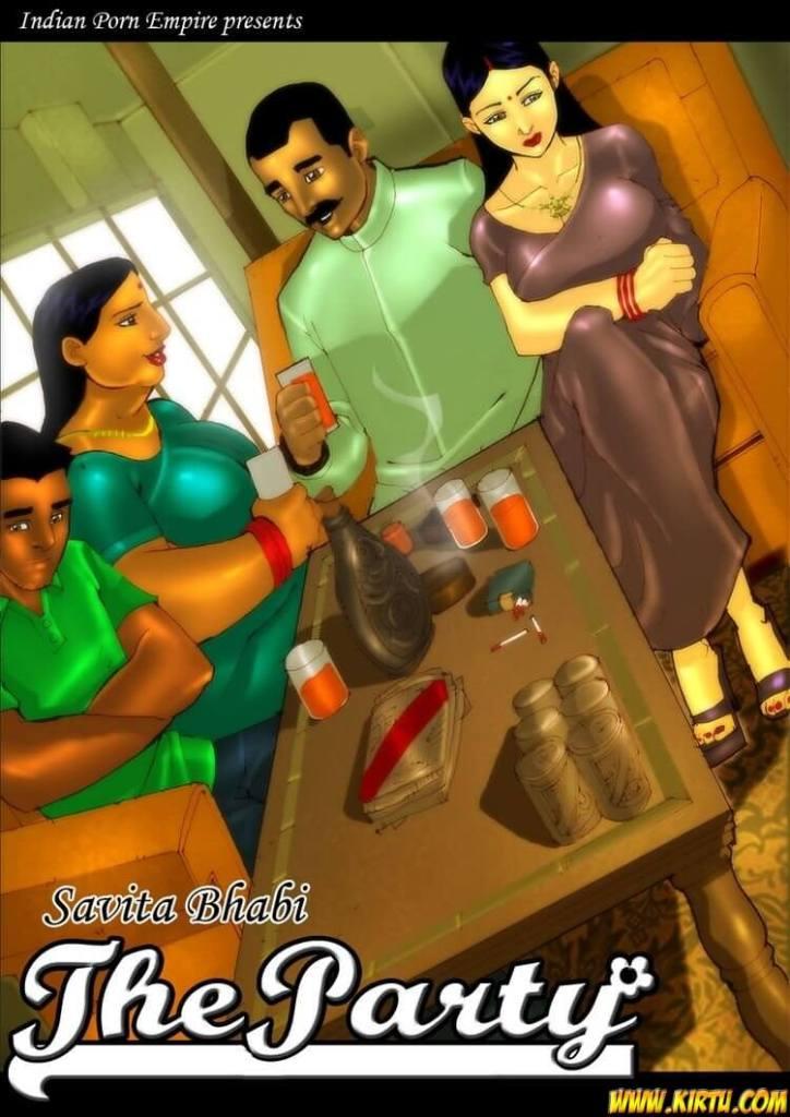 Savita Bhabhi Episode 3