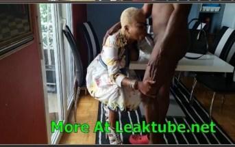 Ivory Coast Madame JOELLE Blowjob Sextape Leaked Leak
