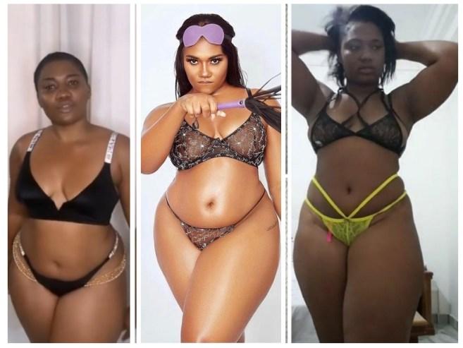Ghana All Nudes Of TV3 Presenter Miss Abena Korkor Leak