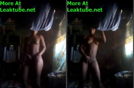 Ghana Leaked Nude Video And Photos Of Tin Wezzy Baby From Accra Leak