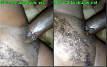 Kenya Mombasa Lady Moan Loud As She Take Big Dick Leak