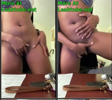 MUST WATCH Horny Lady 5minutes Office Masturbating Video Sent To Lover Leaked Leak