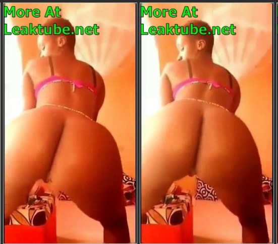 Ghana Another SHS Girl Twerking Naked For Money Leak