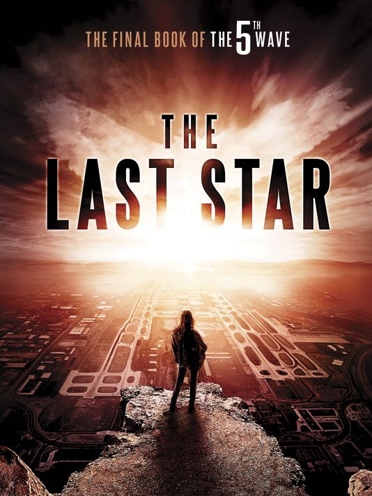 Image result for the last star rick yancey book cover