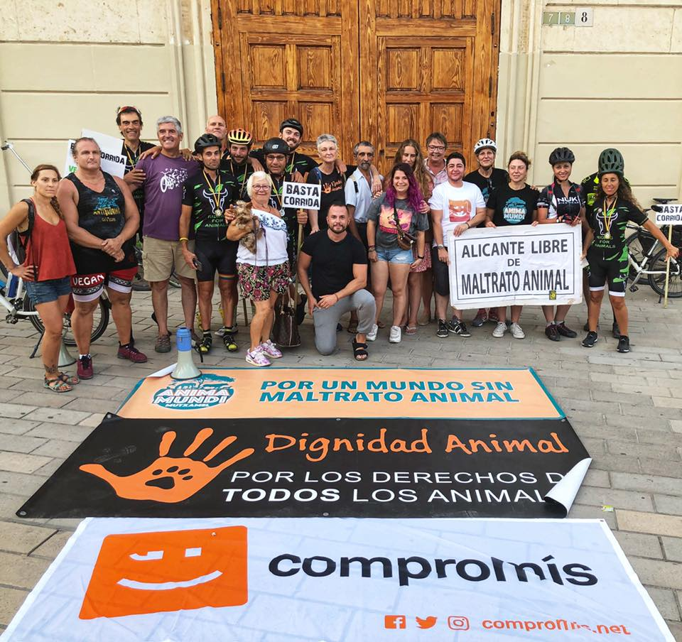 bike for animals percorsi