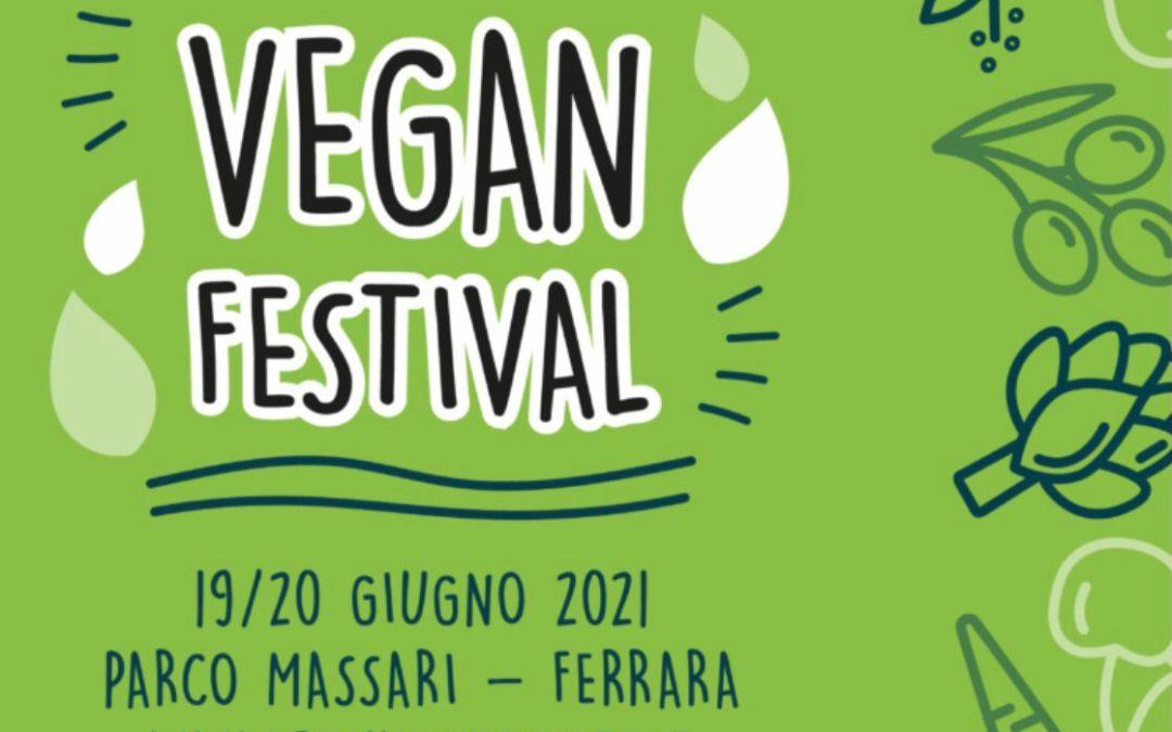LEAL VI ASPETTA AL VEGAN FESTIVAL 2021 DI FERRARA
