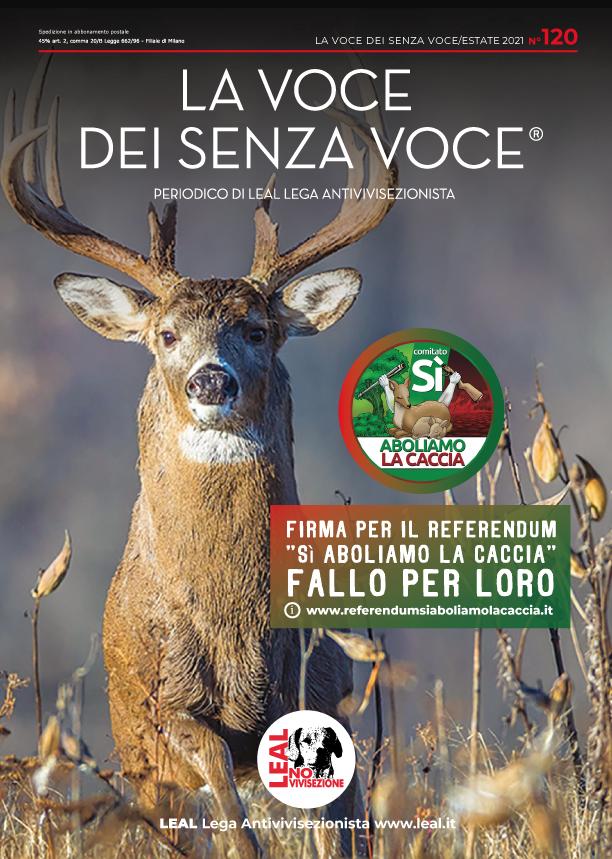 rivista leal numero 120 la voce dei senza voce