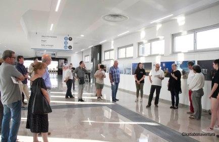 14.06.2017 Presentazione mostra Giovanni Montenero-Aeroporto-Ron