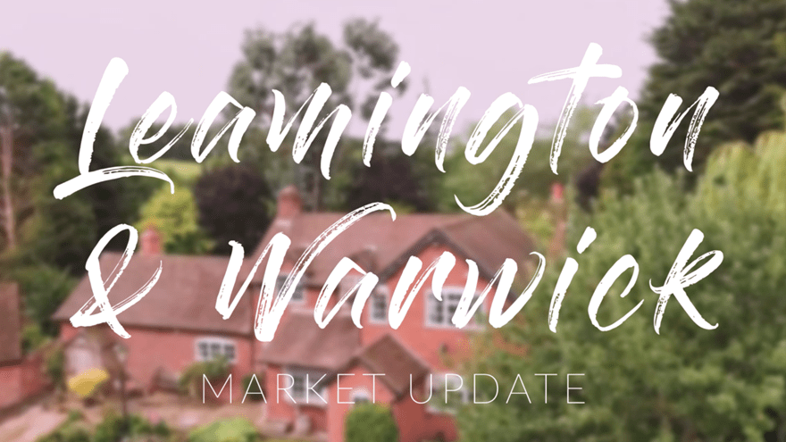 Leamington Spa & Warwick Property Market Update