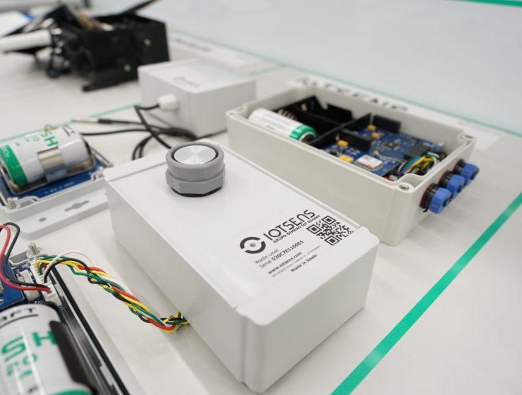 Sensor IoT Industry 4.0
