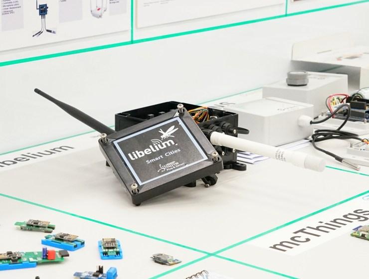 IoT Industry 4.0 libelium