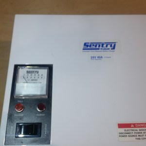 Sentry Battery Charger 24V 40A