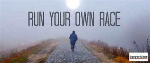 run your ow race