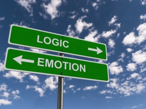 Logic emotion traffic sign