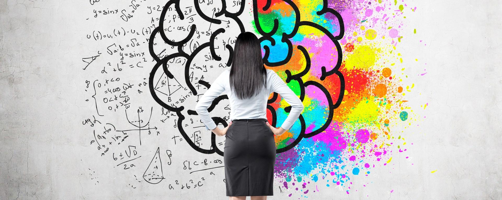 Emotion - Logic Right side left side brain