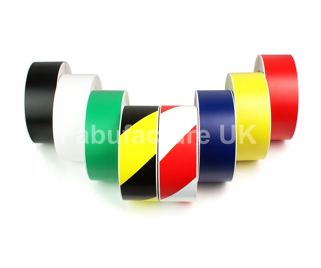 PVC Standard Floor Tape 50mm x 30m_SKU4245  The Lean Centre