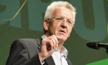 Offener Brief an den baden-württembergischen Ministerpräsidenten