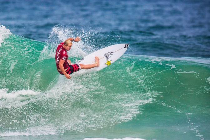 Nat Young, Oi RIo Pro WSL Mundial de Surf 2015