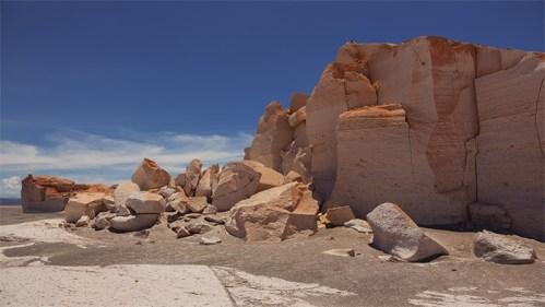 Form. de piedra pómez