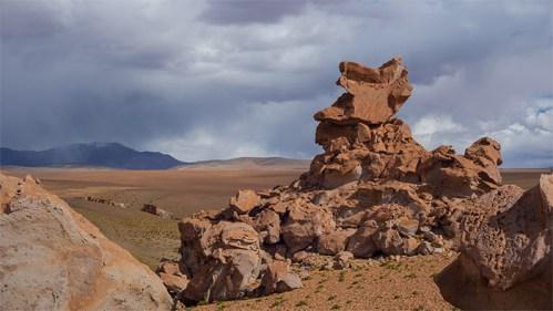 Montañas y form. rocosa