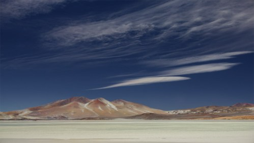Cerro Morocho y nubes