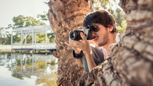 Introduction to digital photography workshop