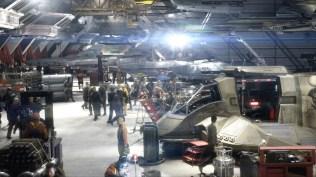 Galactica Hangar Wide Full